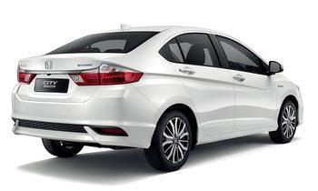Honda City Hybrid 2017 ใหม่ เปิดตัวแล้วที่มาเลเซีย ราคา 697,000 บาท