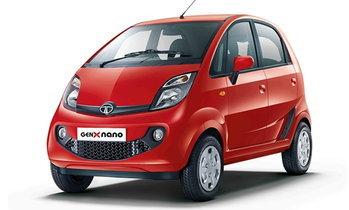 เจาะสเป็ค Tata GenX Nano ซิตี้คาร์สุดคุ้มเริ่มต้นแค่ 1.2 แสนบาท