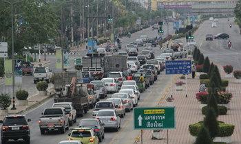 รวมเส้นทางเลี่ยงรถติดช่วงปีใหม่ 2558