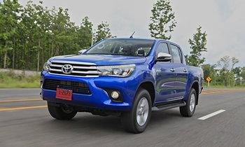 รีวิว Toyota Hilux Revo 2015 ใหม่ สวยลงตัว ขับสนุก อ็อพชั่นเพียบ