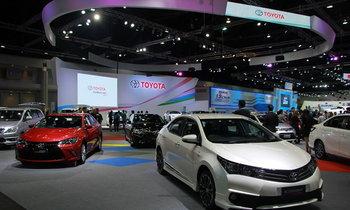 โปรโมชั่นเด็ด 10 ค่ายรถยนต์แบรนด์ดังจากงาน Motor Expo 2015