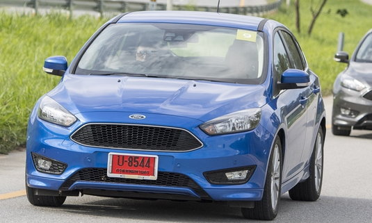 รีวิว Ford Focus 1.5 EcoBoost ใหม่ ญี่ปุ่นหลบไป เพราะคู่แข่งตัวจริงมาแล้ว!