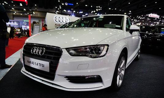Audi A3 พร้อมขุมพลังดีเซล 150 แรงม้า เคาะ 2.199 ล้านบาท