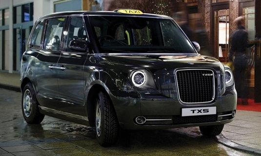 """เปิดสเปก """"แท็กซี่ ลอนดอน"""" รถพลังงานไฟฟ้าปี 2018"""