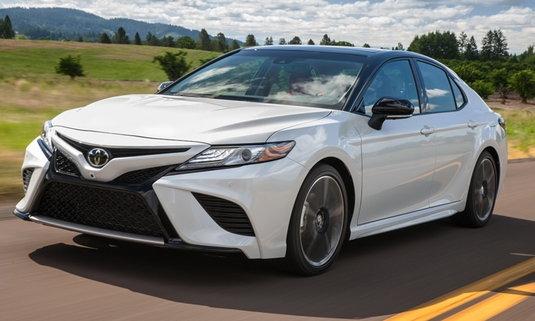 เผยสเป็ค Toyota Camry 2017 โฉมใหม่ล่าสุดก่อนเปิดตัวในสหรัฐอเมริกา