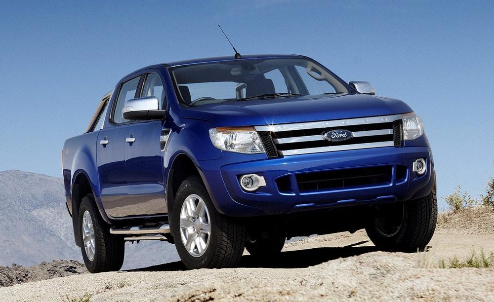 All New Ford Ranger 2011 ครั้งแรกกับรถกระบะ 200 แรงม้า