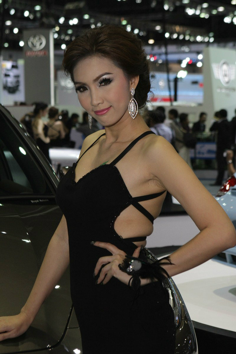 พริตตี้ RUF Motor Expo 2012