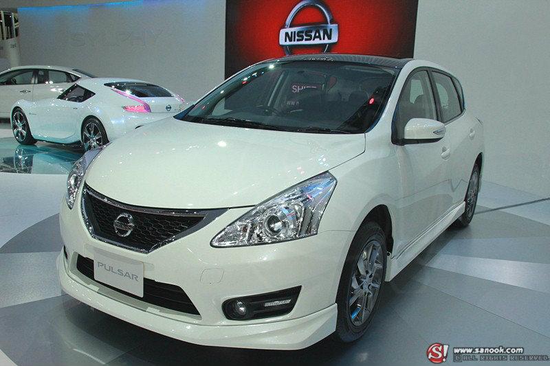 Nissan Pulsar  ว่าที่รถใหม่ปีหน้า ขายในไทย แน่นอน