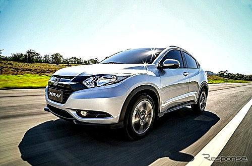 Honda HR-V เคาะวันเปิดตัวในไทยแล้ว 17 พ.ย.นี้