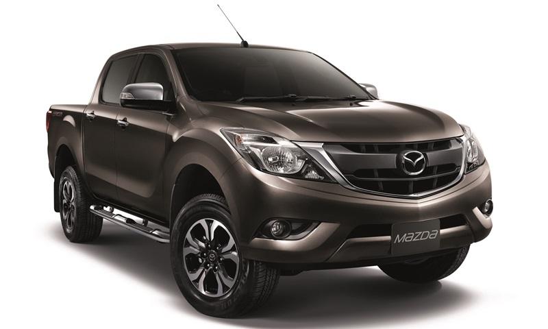 Mazda BT-50 PRO ใหม่ เติมอ็อพชั่นเต็มรอบคัน เคาะเริ่ม 5.62 แสนบาท