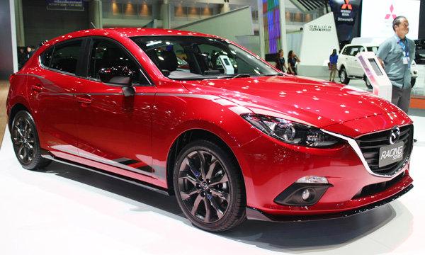10 รถใหม่ล่าสุดงาน Motor Show 2015 Part 2