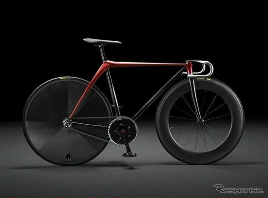 'มาสด้า' เผยโฉม 'จักรยาน' สุดเท่ภายใต้ 'Kodo Concept'