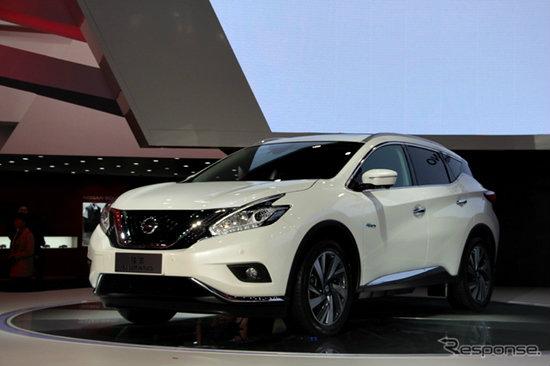 Nissan Lannia และ Murano Hybrid เปิดตัวเป็นครั้งแรกที่เซี่ยงไฮ้มอเตอร์โชว์ 2015