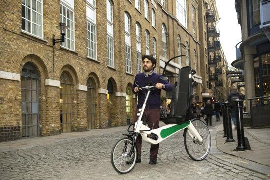 'Babel' จักรยานคันนี้ปลอดภัยที่สุดในโลก