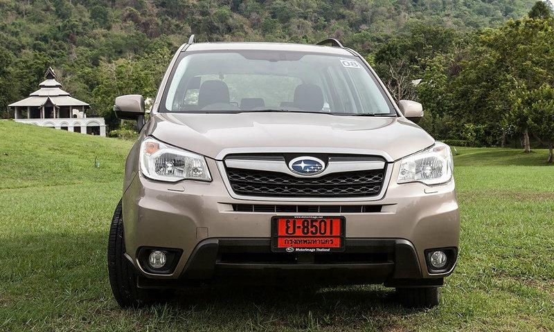 รีวิว Subaru Forester 2.0i-L ขอร้องอย่ามองแค่รูปลักษณ์..เพราะนี่คือเอสยูวีที่ขับมันส์ที่สุด!