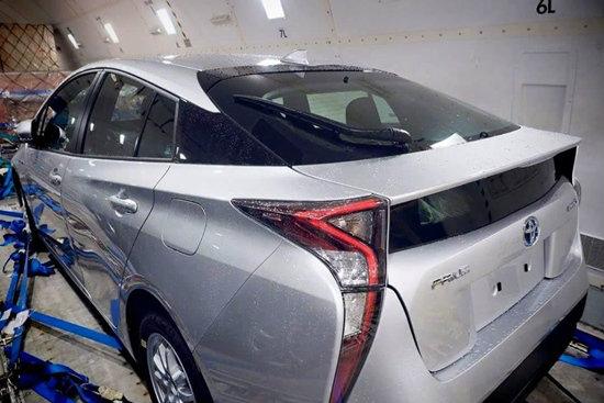 หลุด Toyota Prius 2016 โฉมใหม่ แบบเห็นหมดเปลือก