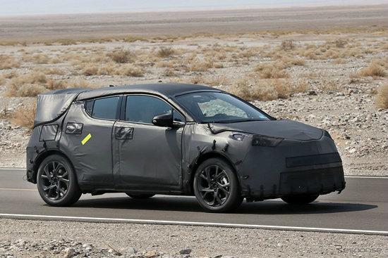 หลุด 'Toyota C-HR' โฉมขายจริง! ครอสโอเวอร์ว่าที่คู่แข่ง 'Vezel' ก่อนเปิดตัวเร็วๆนี้