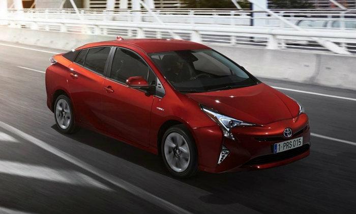 เผยสเป็ค Toyota Prius 2016 ใหม่ เป็นครั้งแรกหลังเปิดตัว