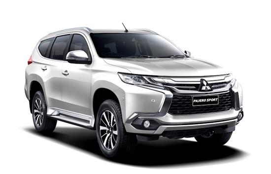 ราคารถใหม่ Mitsubishi ในตลาดรถยนต์ประจำเดือนธันวาคม 2558