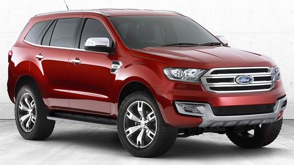 ราคารถใหม่ Ford ในตลาดรถยนต์ประจำเดือนธันวาคม 2558