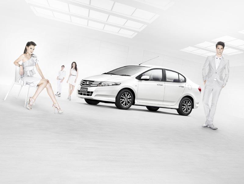 Honda City -Society