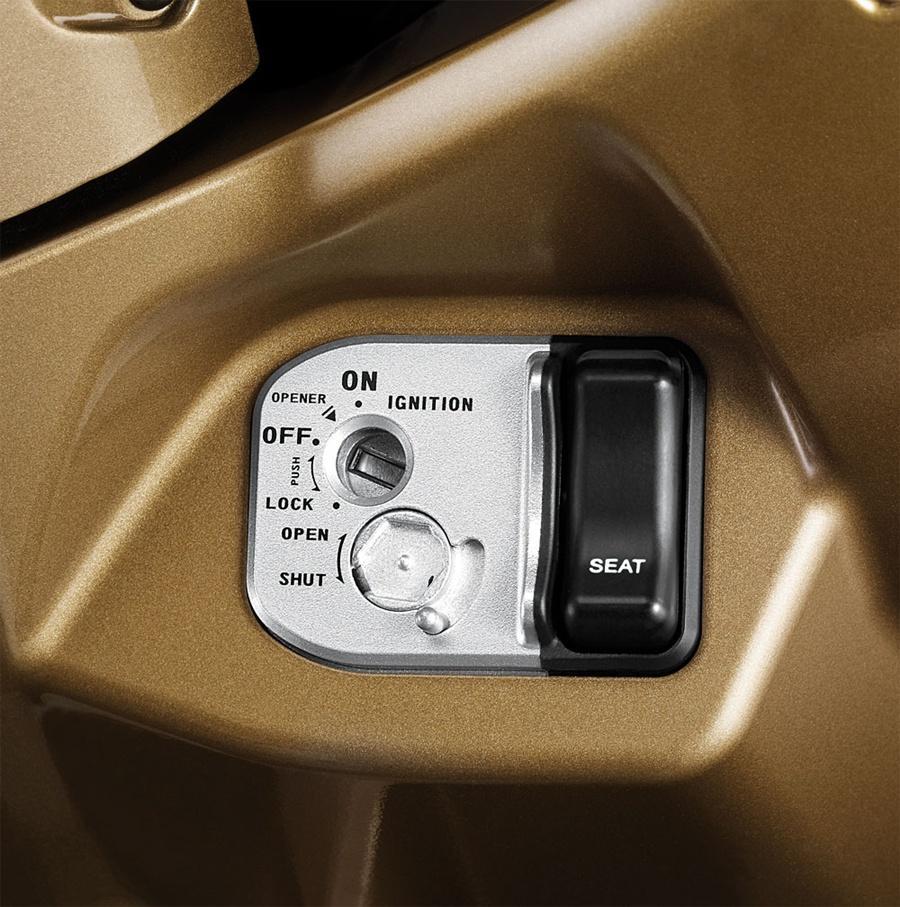 Honda click 125i .