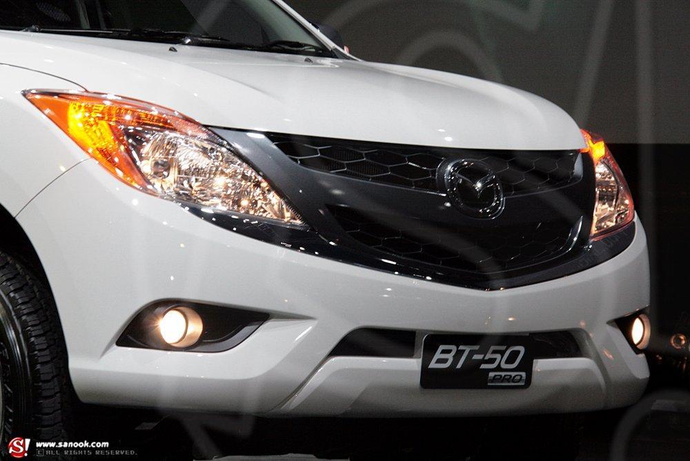 Mazda BT-50 Pro