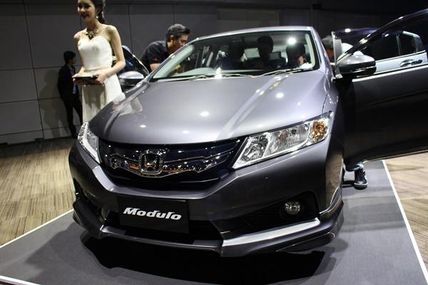 Honda City Modulo