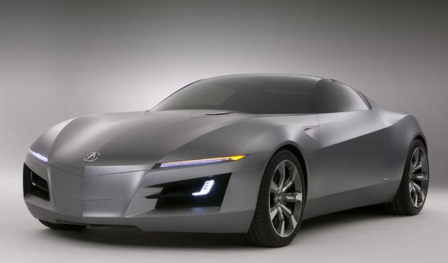 Honda เตรียมเผยโฉม NSX ใหม่