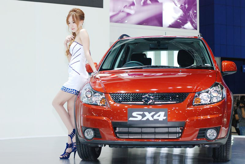 ME.2010  Suzuki SX 4 เจ้าตัวเล็กพันธุ์แกร่งเอาใจคนชอบลุย