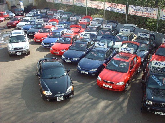 รถมือสอง..เลือกยังไงจะได้รถดี ...