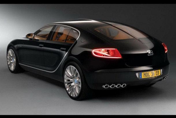 Bugatti Galibier ได้ฤกษ์เข้าสายการผลิต ...