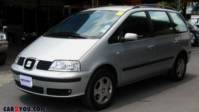 SEAT ALHAMBRA 1.9 TDi AT