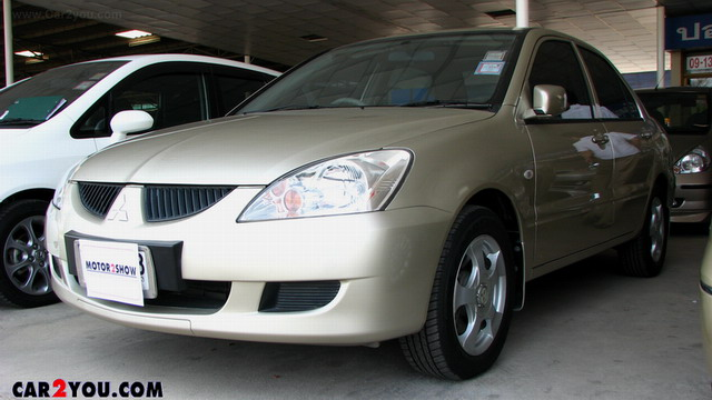 MITSUBISHI LANCER 1.6 GLXi Ltd. CVT 6 AT