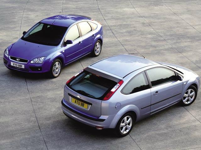 มือสองน่าสน  Ford Focus 1.8L-A/T Compact Car ราคาน่าสน