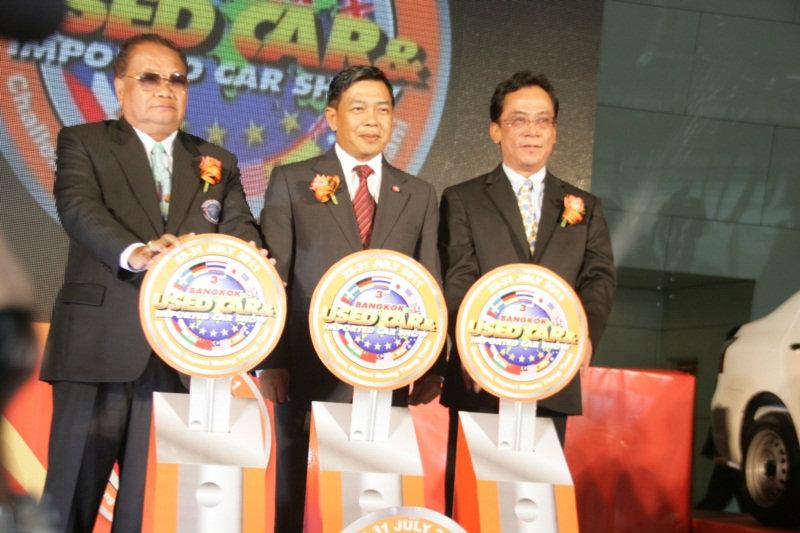 เปิดแล้ว!! Bangkok Used Car & Imported Car show ... ปีนี้จัดต่อเนื่อง 10 วันเต็ม