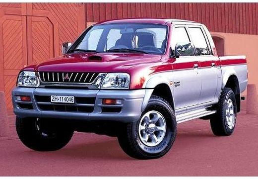 มือสองน่าสน  Mitsubishi Strada 2.8 4WD ...กระบะพันธุ์แกร่งสายพันธุ์แรลลี่