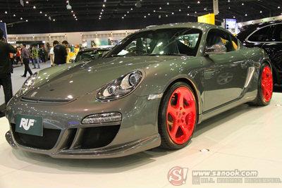 Motor Expo 2011   Ruf  สำนักซิ่งสาวก  Porsche