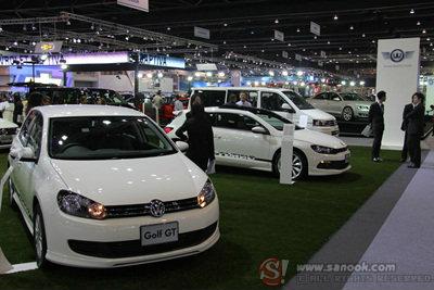 Volkswagen Motor  Expo 2011