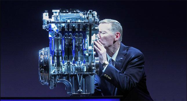 เครื่องใหญ่ มีหนาว ..Ford เตรียมเบ่งพลัง Ecoboost 1.0 พิชิต 177 แรงม้า