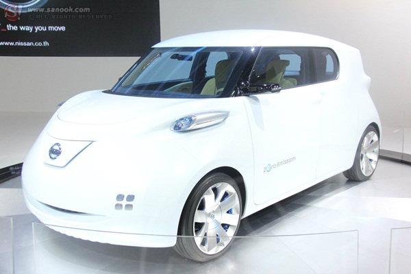 Nissan -Motor Show 2012