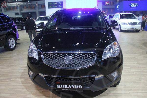 Ssangyong - Motor Show 2012
