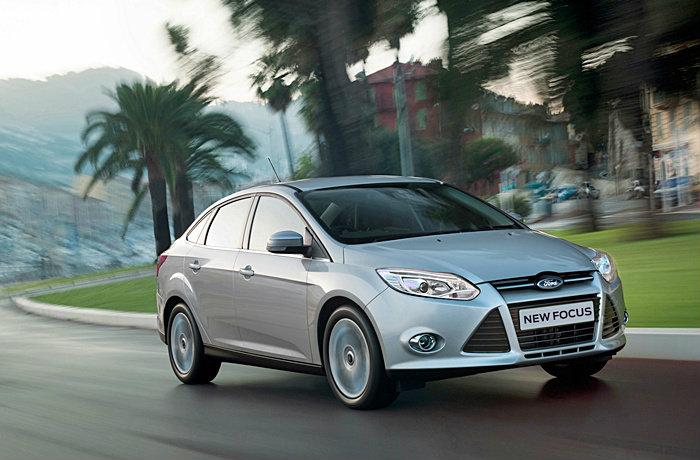 เปิดราคา New Ford Focus 2.0 ลิตร เริ่ม 9.59 แสนบาท