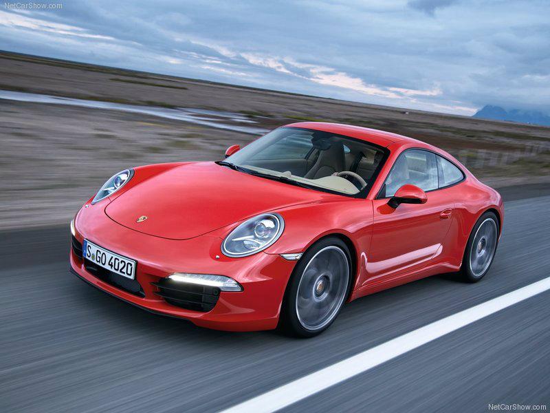 วิจัยชี้เฟอร์รารี่ครองใจผู้ชาย แต่อยากได้  Porsche 911 มากกว่า