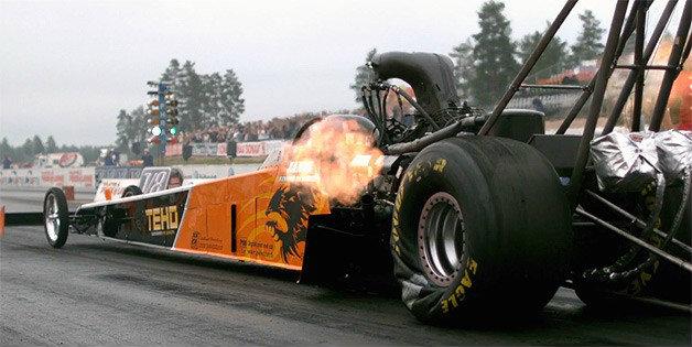 อัศจรรย์!! ของ Drag Racing