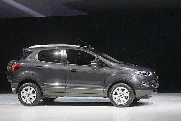ดูตัวจริง  Ford Eco Sport  ว่าที่อเนกประสงค์ที่อาจมาไทย