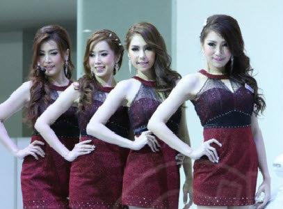 พริตตี้ SUZUKI Motor Expo 2012