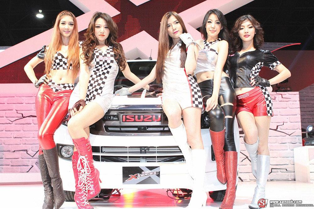 เปิดตัวอลังการ Motor Expo 2012  กระหน่ำ ด้วยรถใหม่-ยานยนต์อนาคต