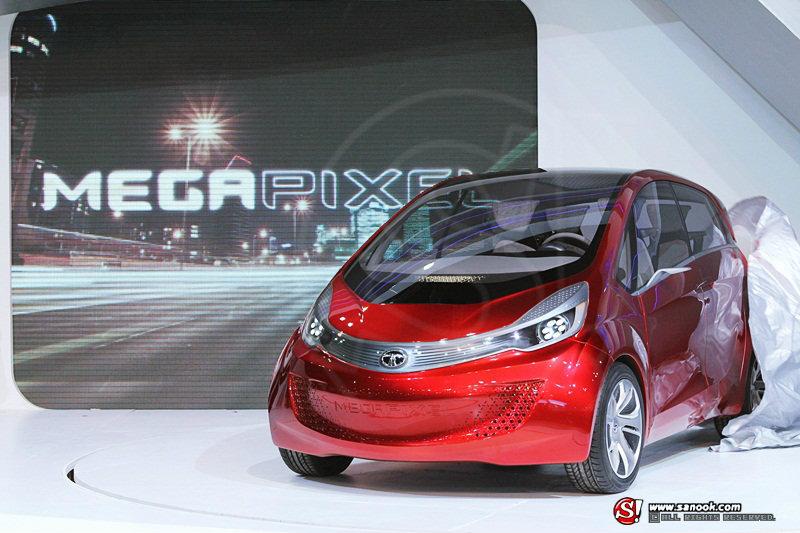 Tata Pixel  อีกหนึ่งรถต้นแบบงามๆ จากงาน Motor Expo