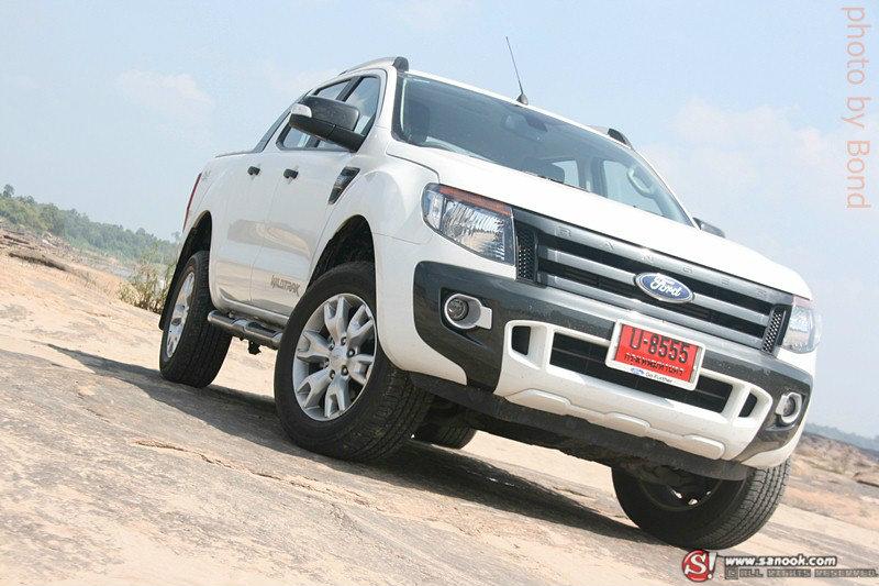Sanook! Drive : Ford Ranger Wildtrak 3.2  ที่สุดของกระบะในชั่วโมงนี้